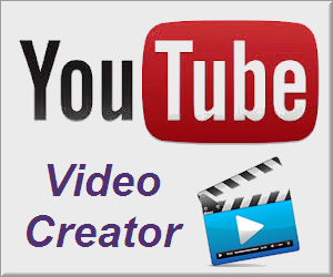 Converting Slideshow into Video using Free YouTube Video Creator