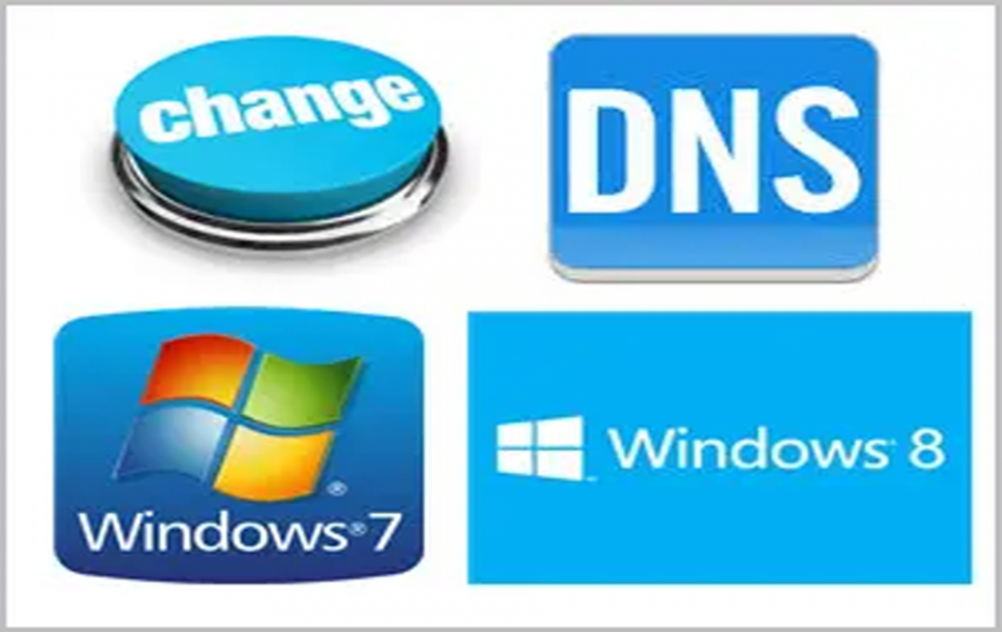 Change DNS Settings in Windows