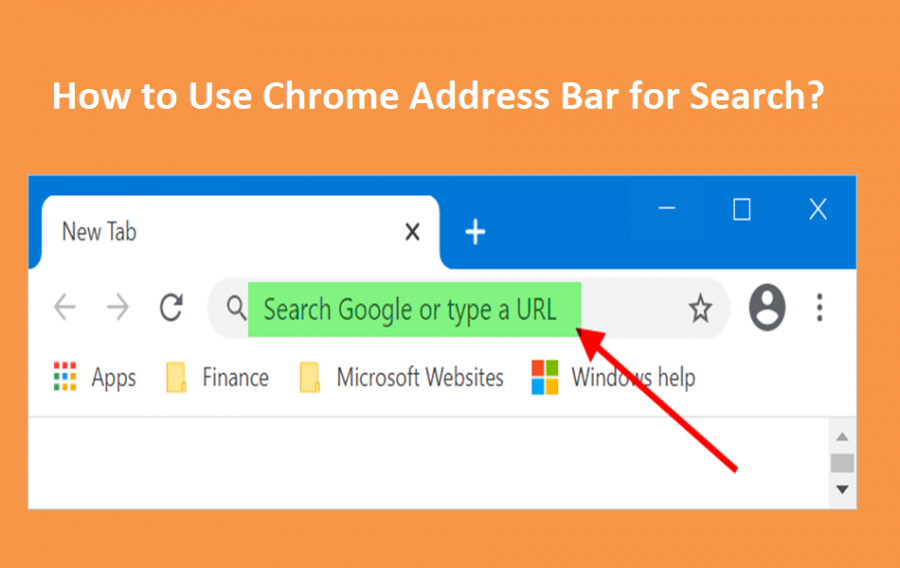 How to Use Chrome Address Bar for Search?