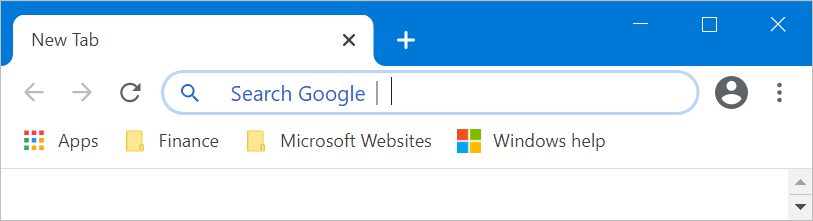Searching with Tab