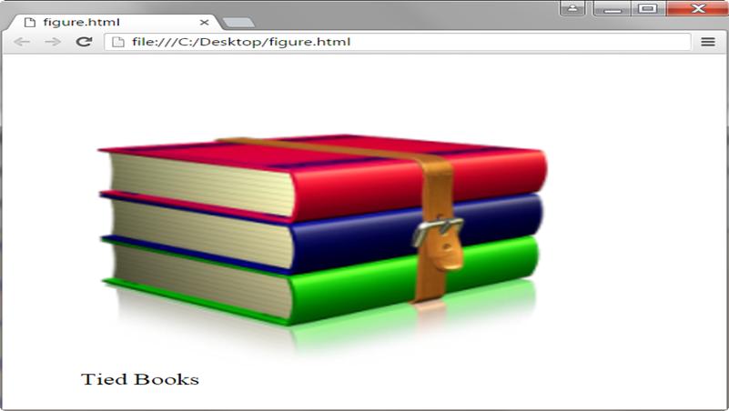 HTML5 FIGURE Element