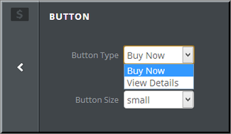 Weebly Product Element Button Style