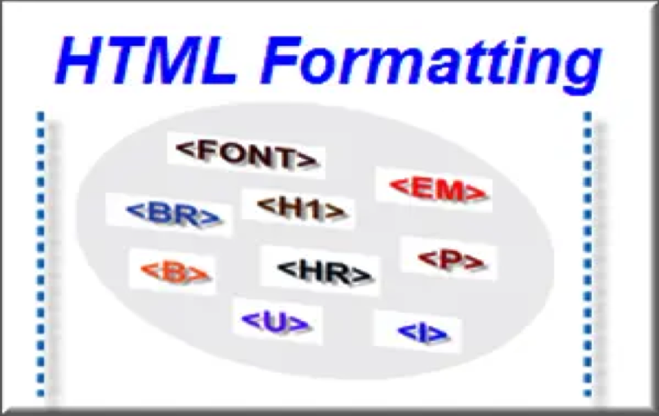 HTML Formatting Tags Tutorial