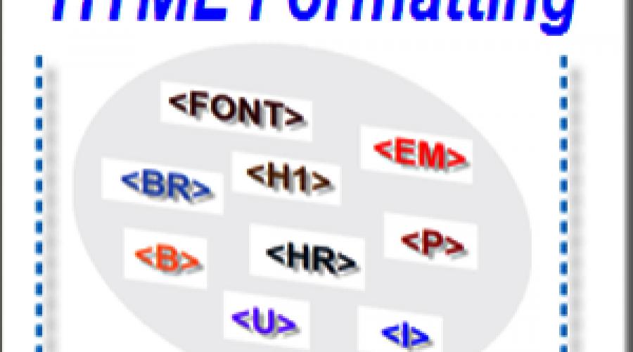 HTML Text Formatting Tutorial