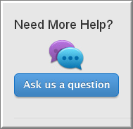 Weebly Ask a Question