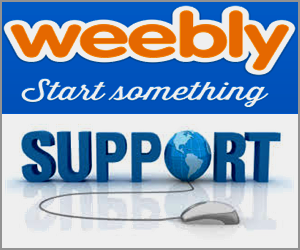 Weebly Support System