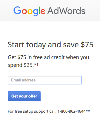 Free google adwords promotional coupon codes webnots yoastmark fandeluxe