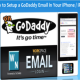 How to Setup GoDaddy Email in iPhone or iPad?