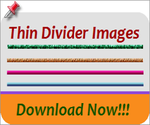 Thin Divider Images