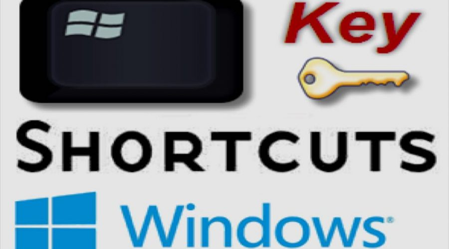 Win Key Shortcuts in Windows 10