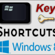 Windows Key Shortcuts for Windows 10