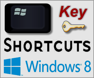 Windows Key Shortcuts for Windows 10