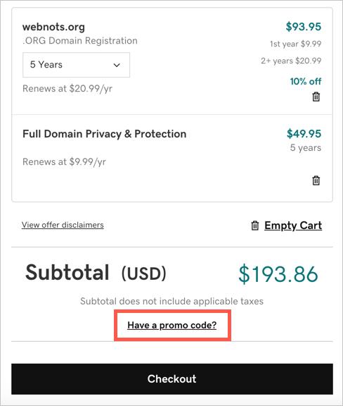 Проверить ссылку на код купона