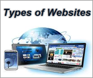 What are the Types of Websites?