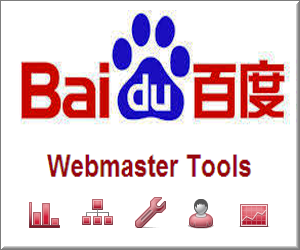 Baidu Webmaster Tools and Platform