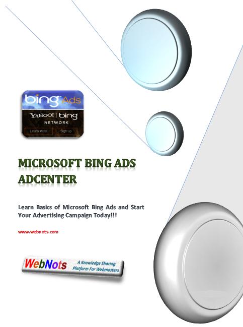 Bing Ads Guide