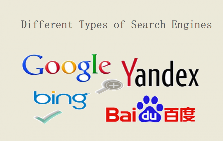 Different Types of Search Engines