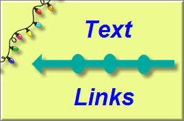 HTML Text Links