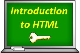 Introdution to HTML