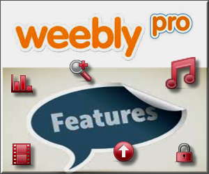 Weebly Pro Features & Pricing
