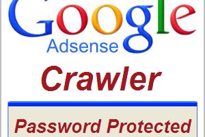 AdSense Crawler Access