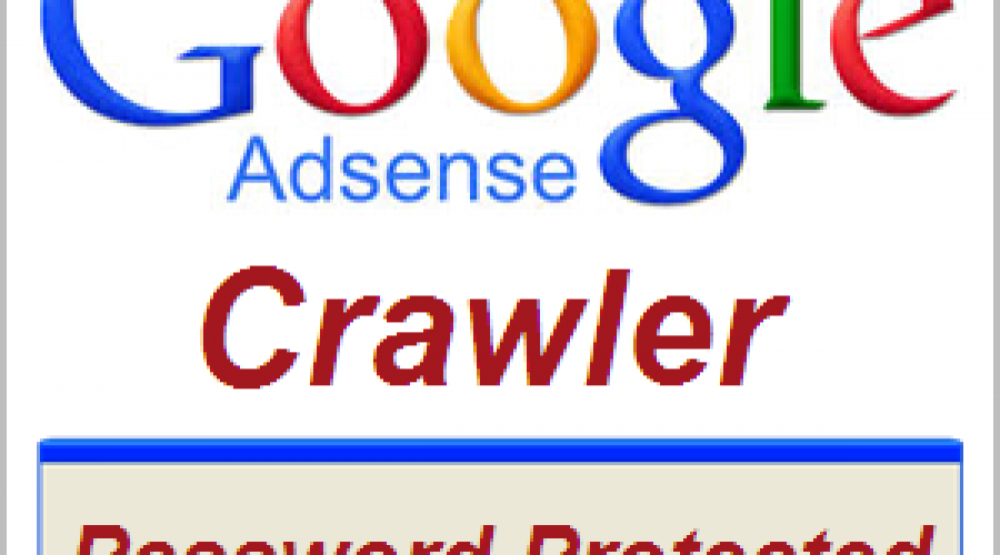 AdSense Crawler Access to Password Protected Pages
