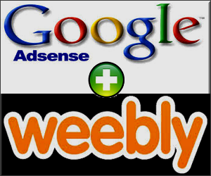 How to Add Google AdSense in Free Weebly Site?