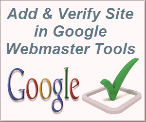 How to Add and Verify Site in Google Search Console?