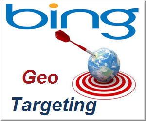 How to Set Geo Targeting in Bing Webmaster Tools?