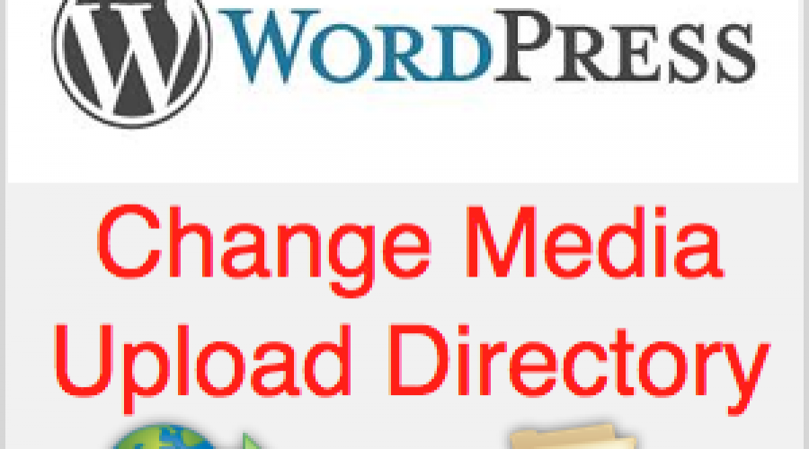 How to Change Default Media Upload Folder in WordPress?