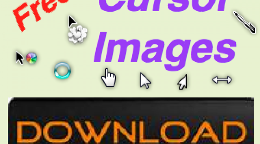 Download Free Cursor Images