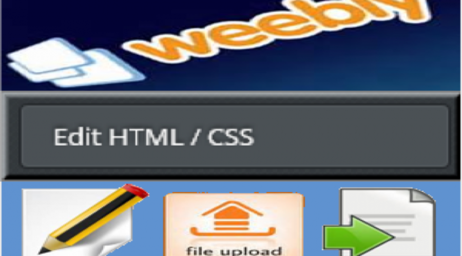 How to Edit Weebly Source Code HTML and CSS?