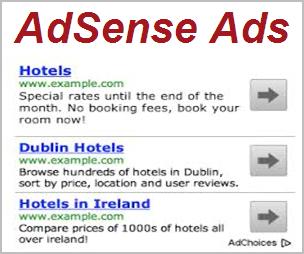 Power of Google AdSense Ads