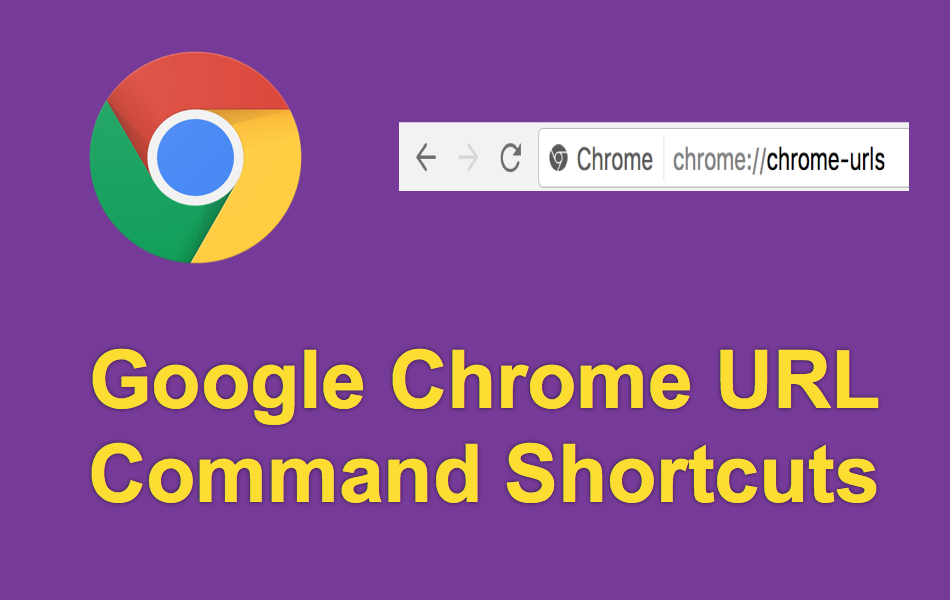 List of Google Chrome URL Command Shortcuts » WebNots