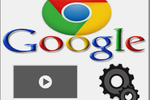 Google Chrome Video Play Settings
