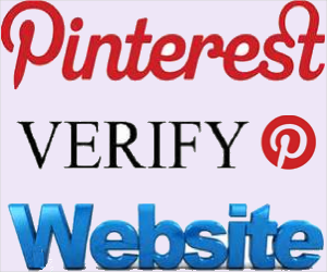 Verify Your Site in Pinterest