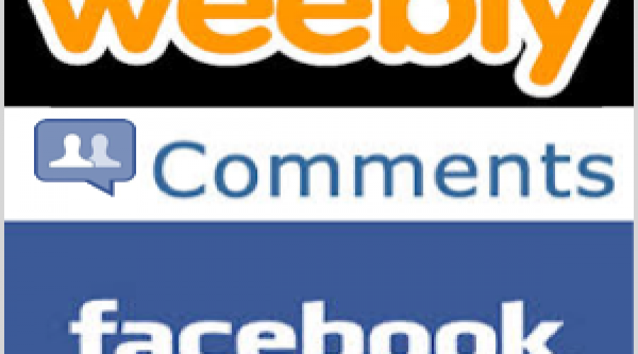 Add Facebook Comments Plugin to Weebly Site or Blog