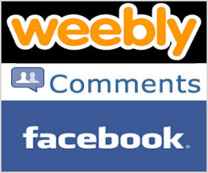 Weebly Facebook Comment Box