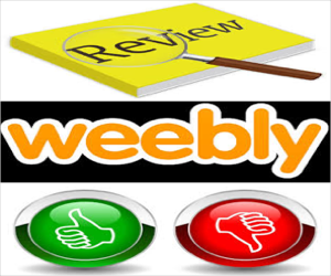 Review of Weebly Site Builder