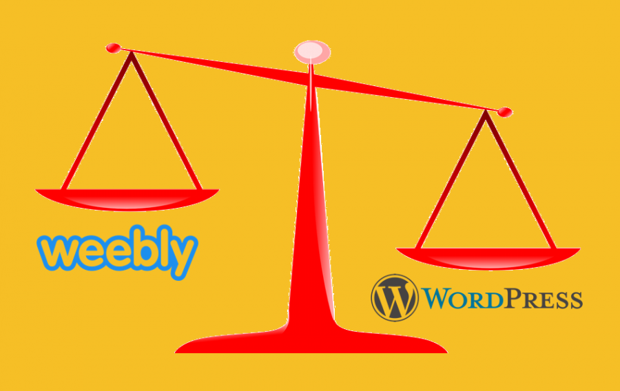 Weebly Vs WordPress Comparison