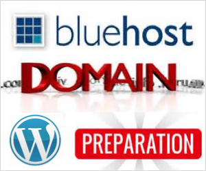 Bluehost Domain Setup for WordPress