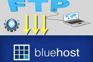 Setup FTP in Bluehost