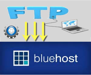 How to Setup WordPress FTP Account in Bluehost?
