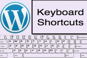 WordPress Keyboard Shortcuts