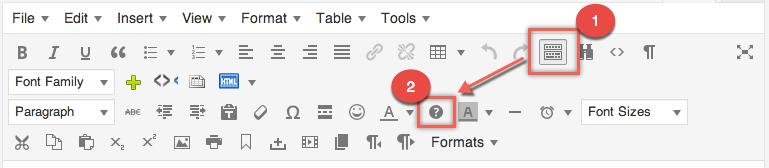 WordPress Keyboard Shortcuts Help