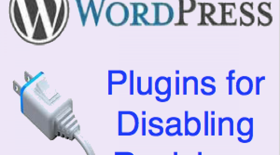 Plugins to Disable WordPress Revisions