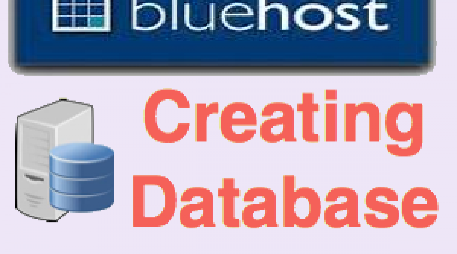 How to Create WordPress Database in Bluehost?
