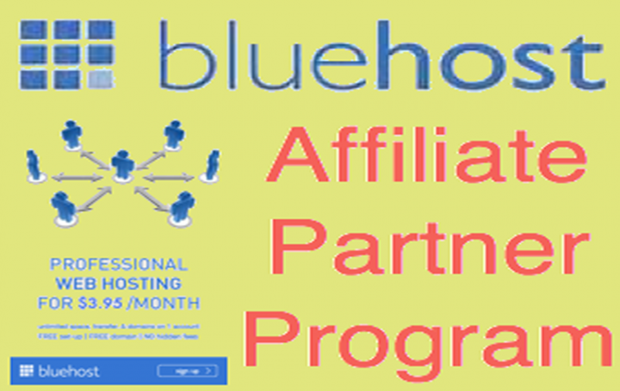 How to Make Money from Bluehost Affiliate Partner Program?