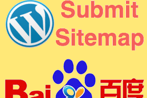 Submit WordPress Sitemap to Baidu