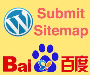 How to Submit WordPress Sitemap to Baidu?